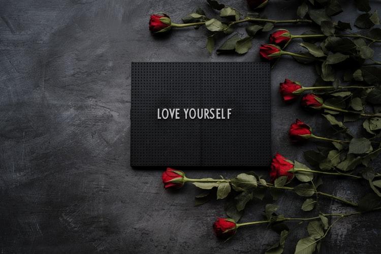 Start loving yourself.